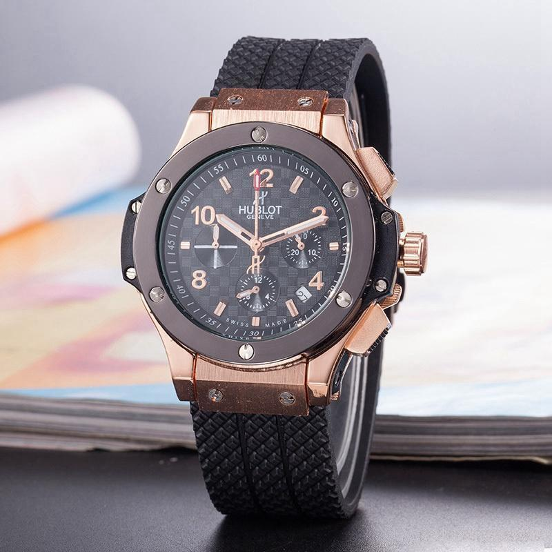 NEW Luxury Brand Mechanical Wristwatch Mens Watches Quartz Watch With Stainless Steel Strap Relojes Hombre Automatic 956
