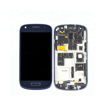 Original For Samsung S3 Mini Screen I8190 LCD Display With Frame Super AMOLED For SAMSUNG GALAXY S3 Mini I8190 I8190N Display