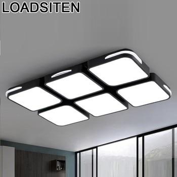 sufitowe lustre luminaire deckenleuchte plafond Lamp plafonnier lampara de techo living room plafondlamp led ceiling light