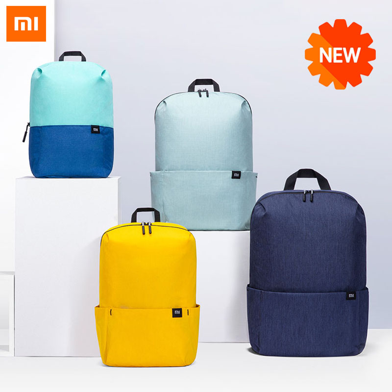 New Xiaomi Mi 7L 10L 15L 20L Backpack Colorful Leisure Sports Chest Bag Unisex Travel Camping Bag