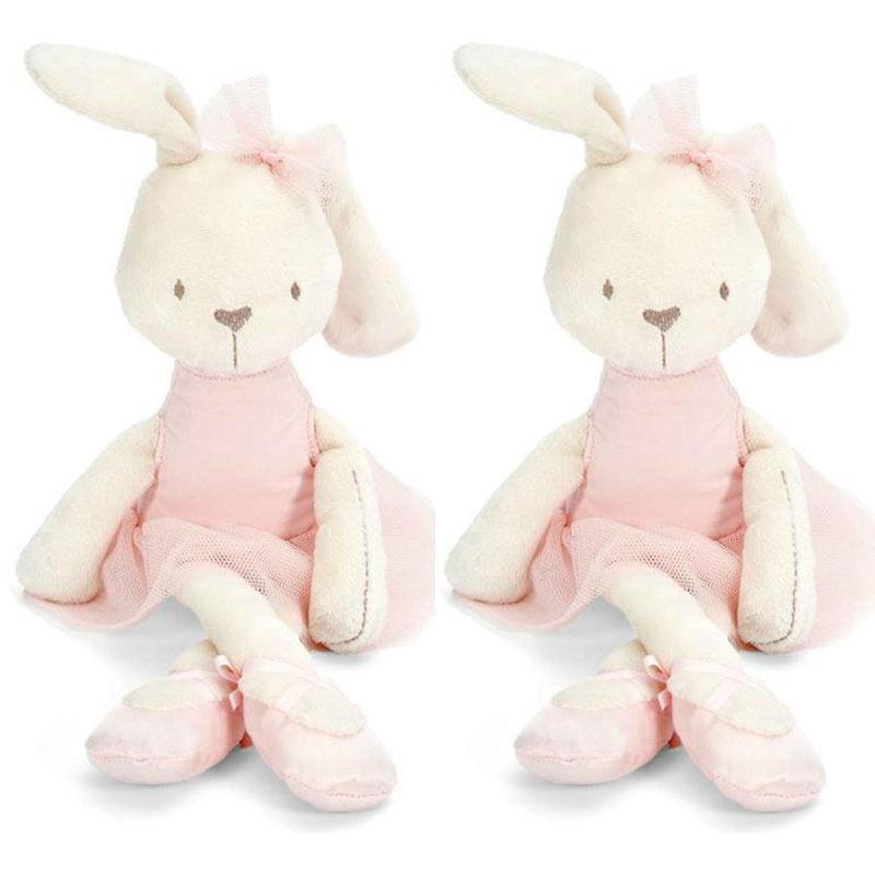 Cute 42cm Large Soft Stuffed Animal Bunny Rabbit Toys Kids Baby Girls Pillow Pets Plush Toy