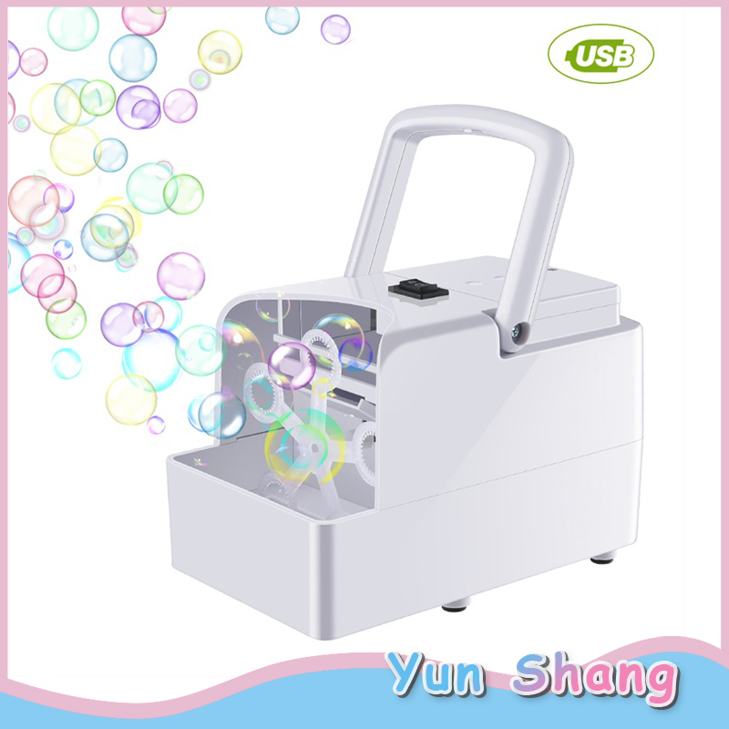 Bubble Machine Automatic Bubble Blower for Kids and Parties