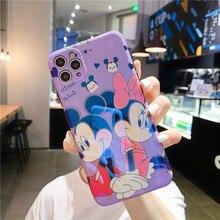 2021 Disney Mickey iPhone 7/8 artı xr xs max 11/12pro max 12mini kawayi coupe telefon kılıfı