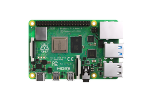 Image 2 - Raspberry Pi 4 Model B with 4GB /1GB /2GB RAM BCM2711 Quad core Cortex A72 ARM v8 1.5GHz Support 2.4/5.0 GHz In stock