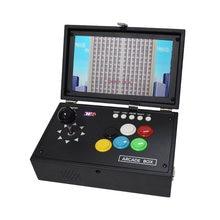 Игровая консоль raspberry pi 3b с 10 дюймовым экраном портативная