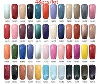 15ml Nail Lacquer Polish Nude White Nail Polish Semi Permanent Vernis Long Lasting Nail polish Nails Art (Dont need lamp dry )