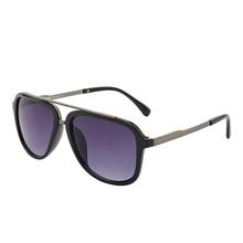 2020 Vintage Women Men Sunglasses Brand Double Beam Sun Glas