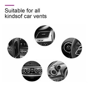 Image 4 - Auto Lufterfrischer Geruch Auto Air Vent Parfüm Parfum Aroma für Auto Innen Zubehör Lufterfrischer Auto Luft reinigung