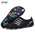Кроссовки унисекс для плавания и йоги, быстросохнущие, дышащие, для воды, летняя обувь