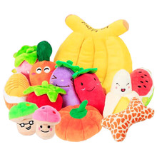 Dog Toy Plush Pet Toys with Voice of Various Sizes and Cat Bite Teddy Bear Small