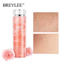BREYLEE Rose Water Toner 200ml Hyaluronic Acid Moisturizing Serum Hydrating For Dry Skin Large Pores Dark Firming Skin Care