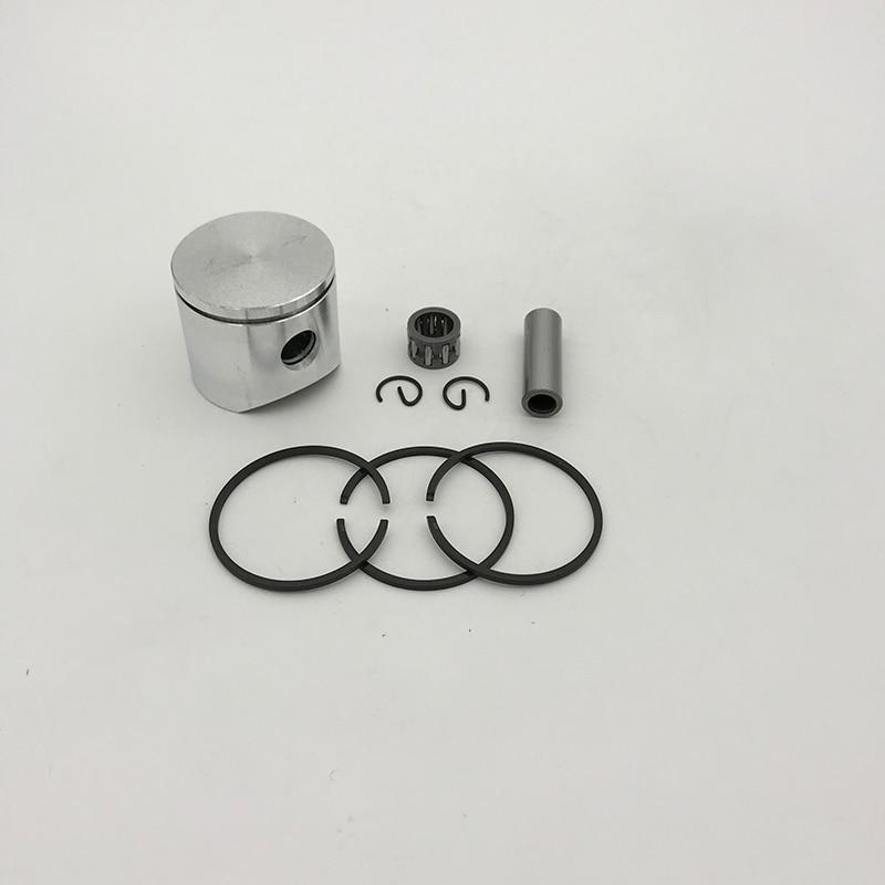 HUNDURE 38mm Piston Pin Bearing Circlip Kit For HUSQVARNA 36 136 LE 137 E 142 E Jonsered 2036 Chainsaw Engine Motor Parts