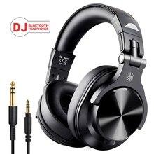 Oneodio היתוך Bluetooth אוזניות סטריאו על אוזן Wired/אלחוטי אוזניות מקצועי הקלטת סטודיו צג DJ אוזניות