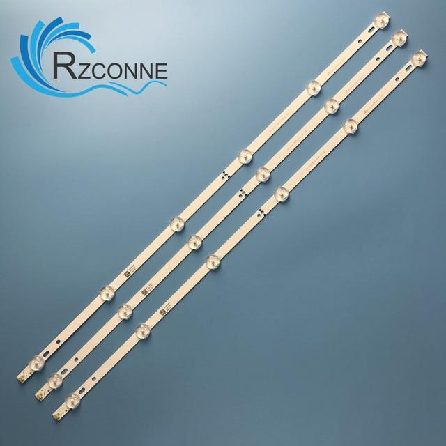Led Backlight Strip 6 Lamp Voor SVJ320AK3 SVJ320AG2 32D2000 SVJ320AL1 SVJ320AK0 Rev07 6LED 150106 LB C320X14 E12 LED32D7200