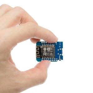 Image 5 - 10 Chiếc D1 Mini Mini NodeMcu 4M Byte Lua WIFI Của Sự Vật Ban Phát Triển Dựa ESP8266 WeMos