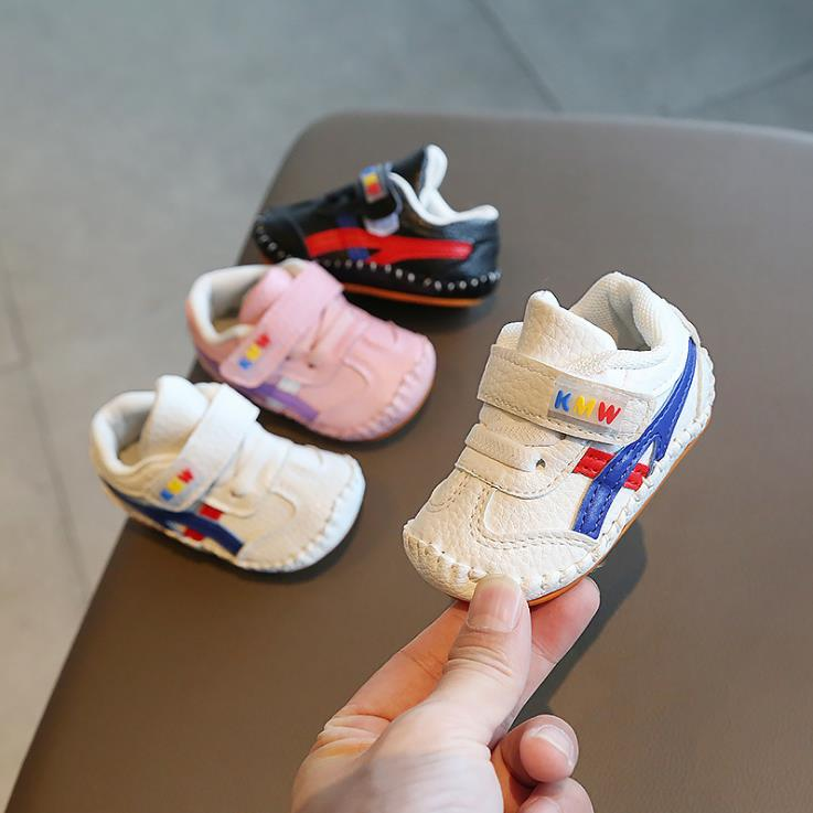 2020 Spring  Baby Girls Boys Casual Shoes Pachwork  Toddler Shoes 0-1years  3colors 14-18 202 TX08