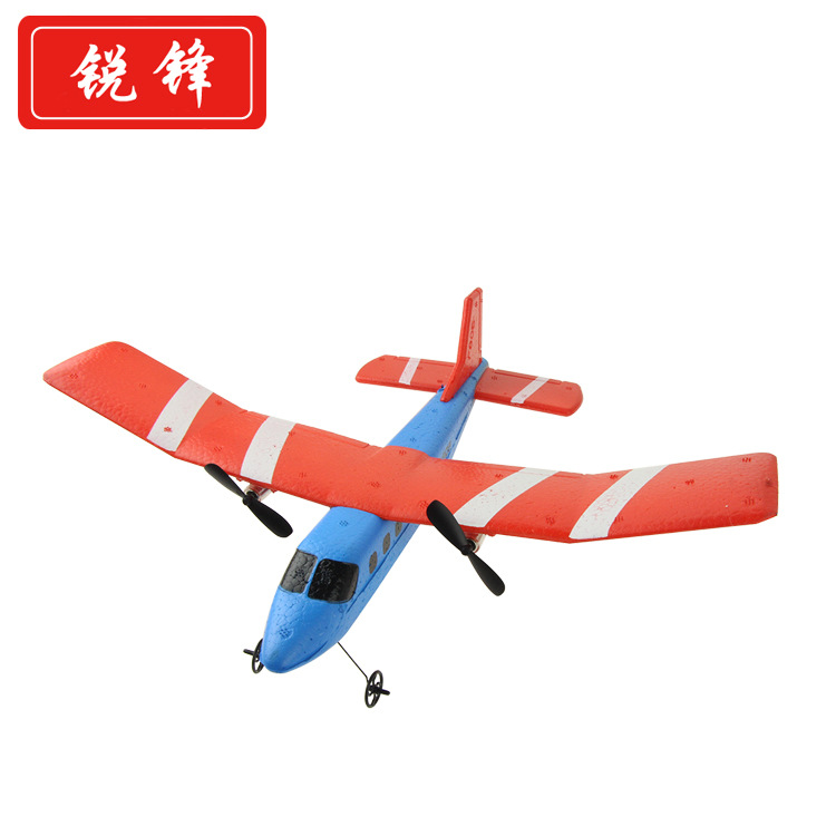 Export Foam Airplane 2.4G Remote Control Aircraft EPP Material Remote Control Fx805 Glider Unmanned Aerial Vehicle