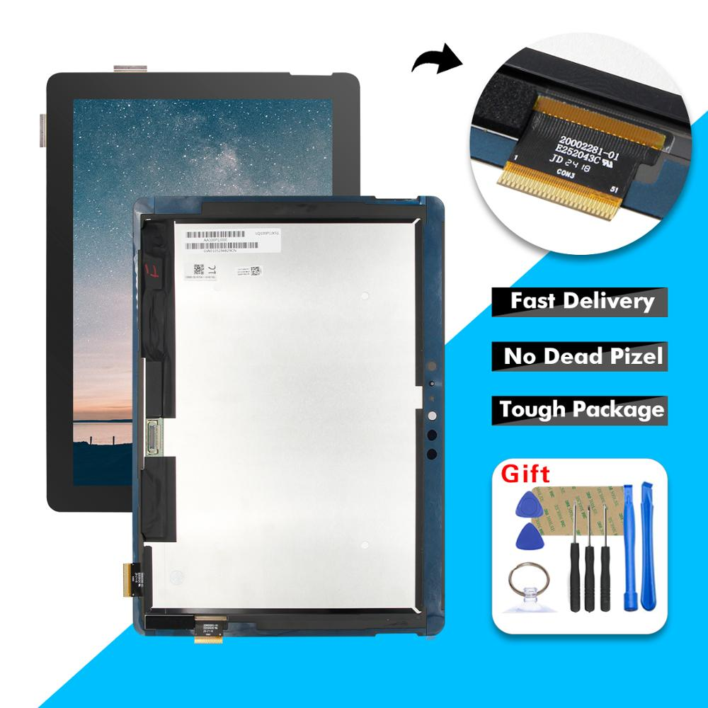 For Microsoft Surface Go 1824 Touch Screen Digitizer Glass Lcd Display Assembly Surface Go LCD
