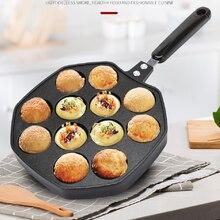 Panelas de cozimento bolo real bakeware assadeira polvo placa churrasco fogão a lenha takoyaki placa ferramentas do bolo panelas