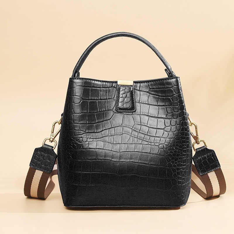 2019 ผู้หญิงกระเป๋าถือหนังกระเป๋าไหล่เดี่ยวกระเป๋าสำหรับจระเข้เส้นทแยงมุม Satchel กระเป๋าถือผู้หญิง Sac