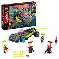Designer Lego NINJAGO 71710 special car Ninja