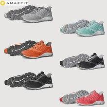 Amazfit antílope leve sapatos inteligentes ao ar livre sapatos esportivos de borracha tênis confortáveis respiráveis mulheres para xiaomi sapatos de casa inteligente