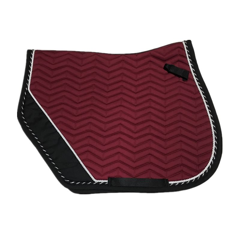 Cotton Composite Saddle Horse Saddle Pad   Blue  Saddle Pads For Horse