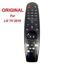Yeni orijinal/hakiki AN MR18BA AN MR19BA IR ses sihirli uzaktan kumanda LG 4K UHD akıllı TV modeli 2018 2019