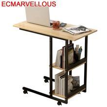 Portable De Oficina Scrivania Ufficio Escritorio Mueble Bed Mesa Portatil Bedside Adjustable Tablo Study Table Computer Desk