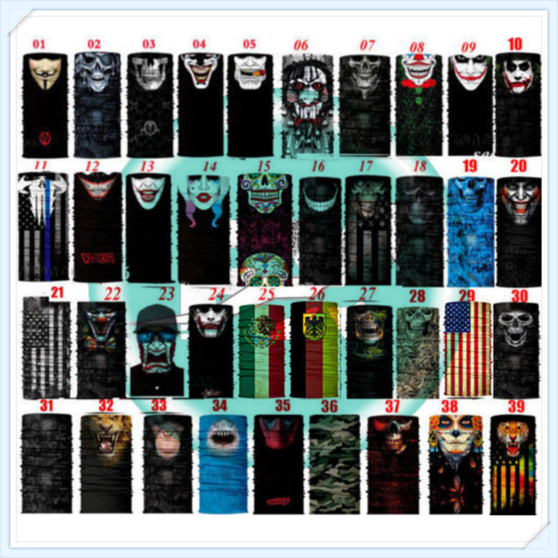 G. SKY 3D New Fashion Face Shield Sun Mask Neck Gaiter Balaclava Bike Scarf Headwear  Bts Mask  Unisex  Fashion Mask