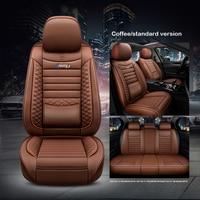 Car seat cover universal for auto hyundai getz ioniq i10 santa fe solaris tucson creta ix25 accessories covers for vehicle seats