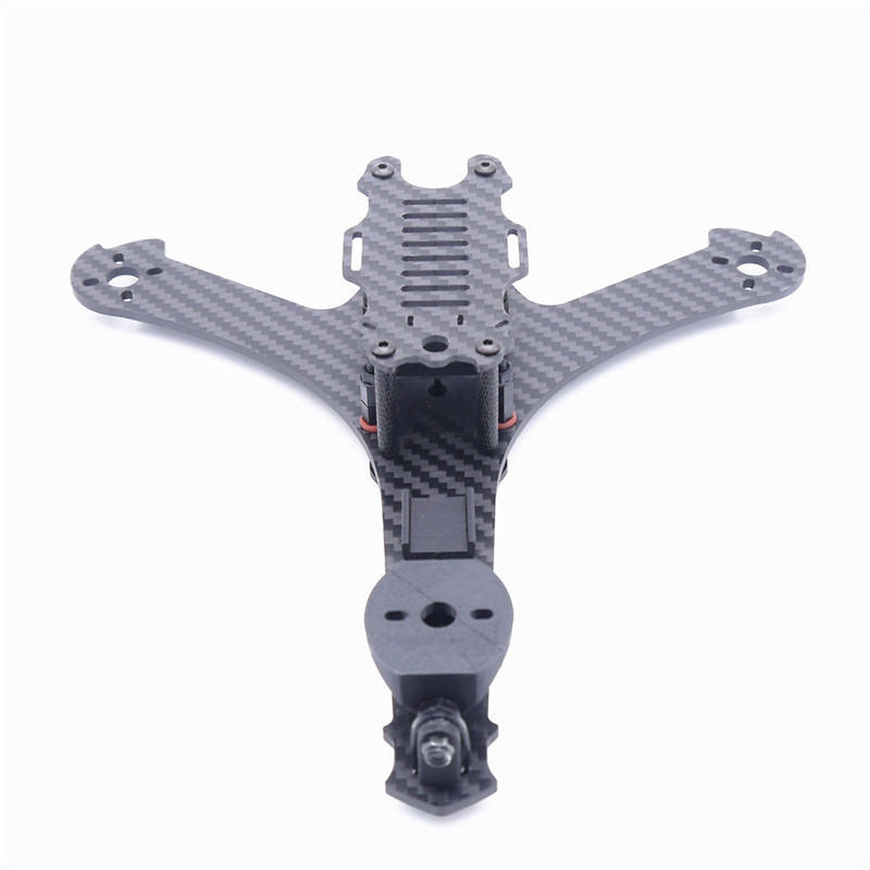 Tricopter5 170mm Wheelbase 3mm Arm 5 Inch Tricopter Frame Kit for RC Drone FPV Racing Quadcopter Multicopter Spare Parts DIY