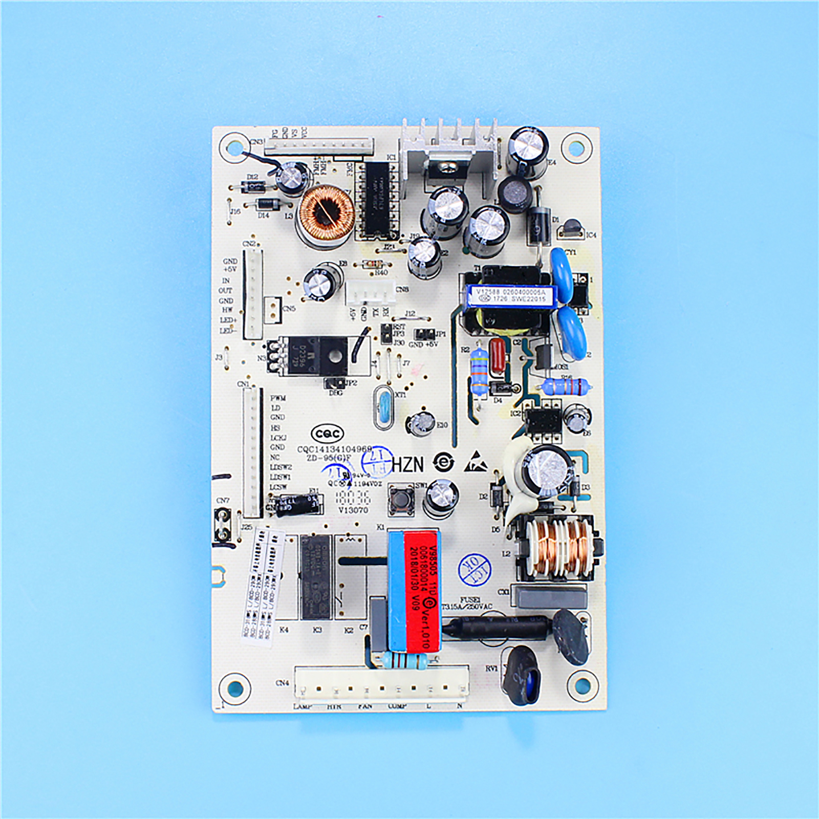 Universal Computer Board Replacement Control Board For Haier Refrigerator 0061800014
