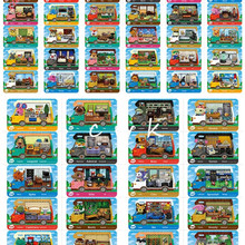 NFC Sticker Tag-Card Nintendo Switch Game Animal Crossing-Cv Ntag215 50pcs Big for Welcome