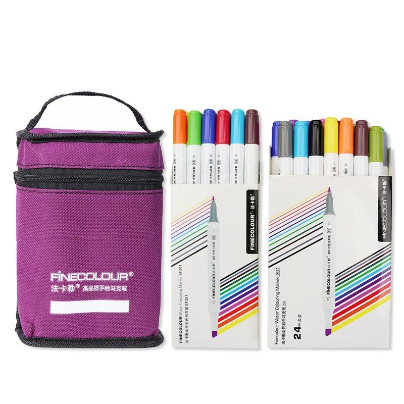 da arte brush pen set dupla headed 05