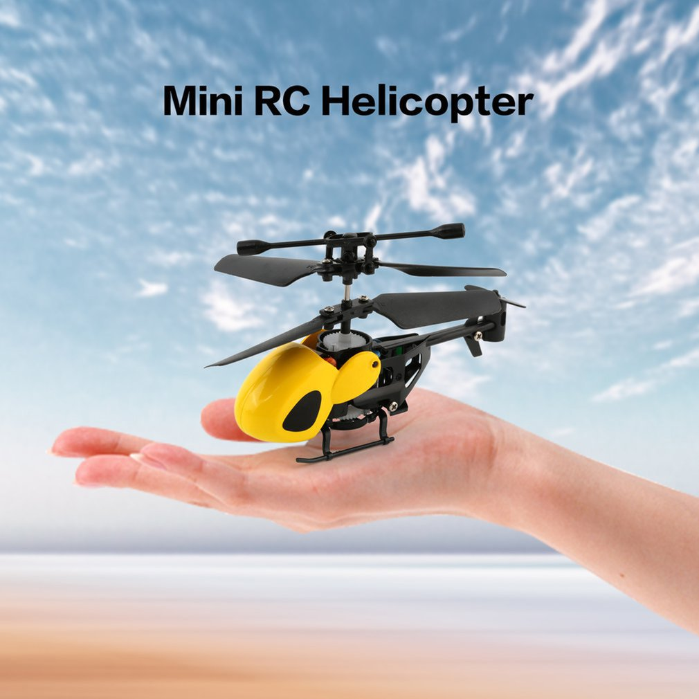 Fliegen Mini RC Hubschrauber kinder RC Spielzeug Flugzeug Radio Fernbedienung Flugzeug Micro 2 Kanal 5012 Rot Quadcopter RC drohne Modell