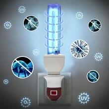 220v uvc ultravioleta lâmpada germicida e27 esterilização do agregado familiar lâmpadas uv luzes de desinfecção 15w 25w 35w alta esterilizador de ozônio