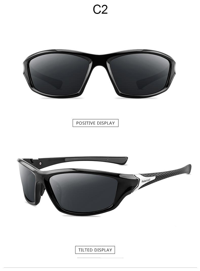 H9bfd264e39f5407b8de821469de9e985T 2020 New Luxury Polarized Sunglasses Men's Driving Shades Male Sun Glasses Vintage Driving Travel Fishing Classic Sun Glasses