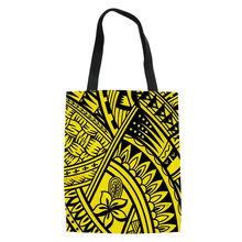 Wome Canvas Shoulder Bags Tribalmaori Pattern Shopping Bag Casual Cloth Tote Schoolgirl Eco Bag Lady Shopper Bags Boodschappenta(China)