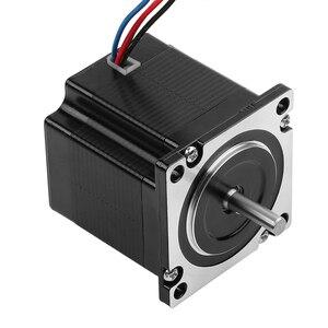 Image 2 - Rtelligent NEma 23 step Motor 57mm 6.35mm dia flanş 0.9N.M 9NCM 9kgf.cm