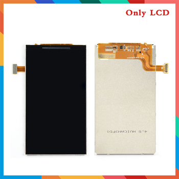 10pcs/lot high quality 4.5'' For Alcatel One Touch X Pop 5035 OT5035 5035X Lcd Display Screen Free Shipping + Tracking Code