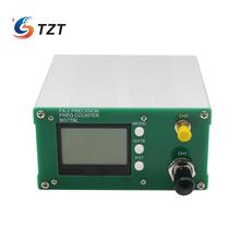 Frequency-Counter-Kit TZT Power-Adapter with FA-2 1hz-6ghz Statistical-Function 11-Bits/sec