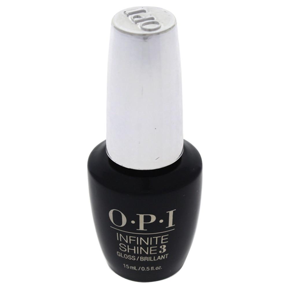 OPI Nail Polish Gel Nail Art Infinite Shine 3 Gloss - IS T31 - Prostay Top Coat for Women - 0.5 oz