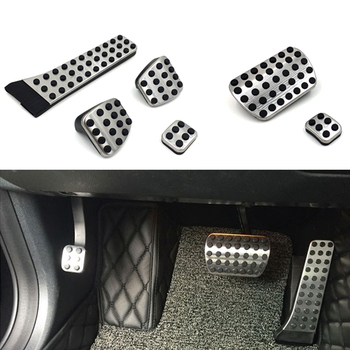 Для Mercedes Benz AMG C E S GLC GLK SLK CLS SL Class W203 W222 W213 W205 W204 W211 W212 W210 X204 W218 автомобильные аксессуары для педали