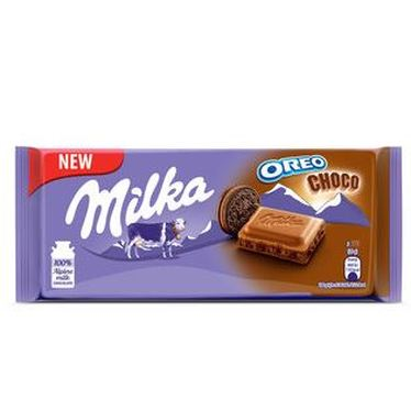 Milka Oreolu Chocolate Yogurt Strawberry Milk Chocolate Covered Chocolate 3-pack
