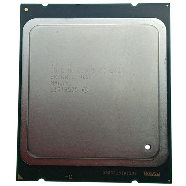 インテルxeon E5 2620 E5 2620 2.0 ghz 6コアtwelveスレッドcpuプロセッサ15メートル95ワットlga 2011