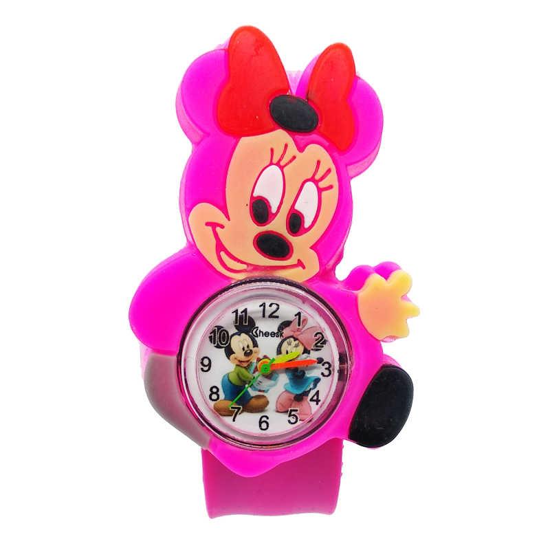 Mix 21 Gaya Bayi Mainan Hadiah Anak Watch Siswa Jam Jam Tangan Anak Anak Laki-laki Elektronik Anak untuk Anak Laki-laki Gadis 2-12 Tahun