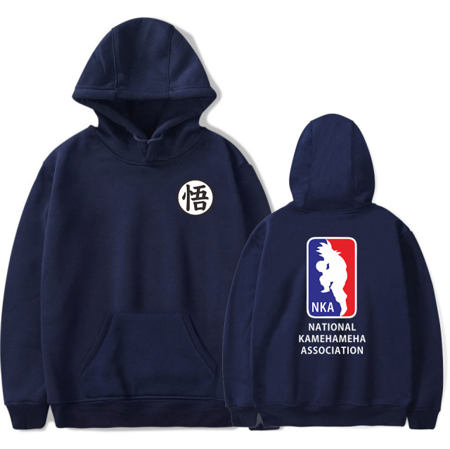 NATIONAL KAMEHAMEHA ASSOCIATION HOODIE (6 VARIAN)