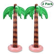 Надувная Джамбо Кокосовая пальма игрушка тропические вечерние пляжные декор, фото, реквизит игрушки на открытом воздухе поставка обеспечивает долгий срок службы