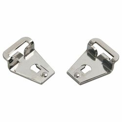 2pcs Neck Shoulder Lugs Strap Clips 4.1mm For Mamiya Camera RB67 RZ67 Pro SD